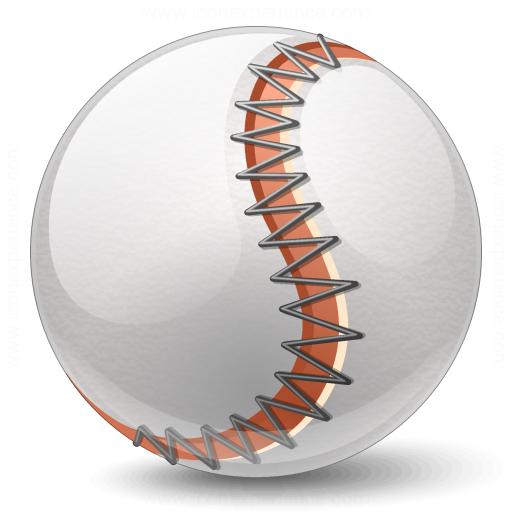 Iconexperience V Collection Baseball Icon