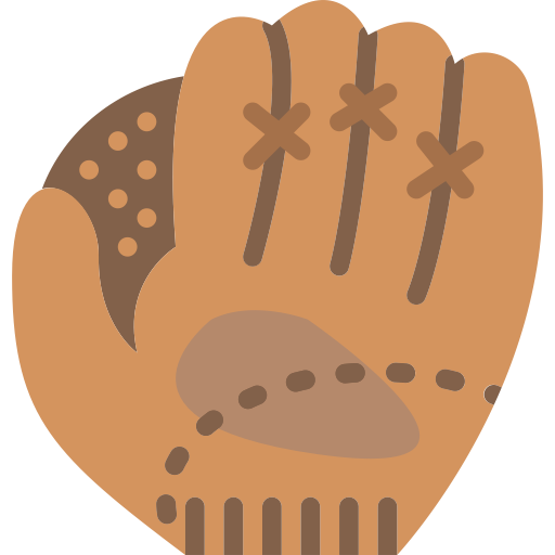 Baseball, Fill, Simple Icon With Png And Vector Format For Free