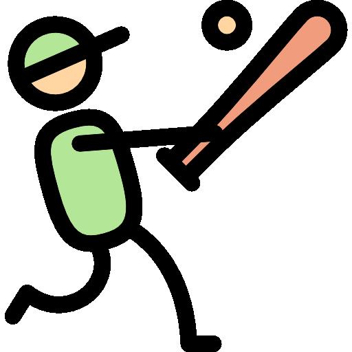 Baseball Icon Sport Elements Freepik