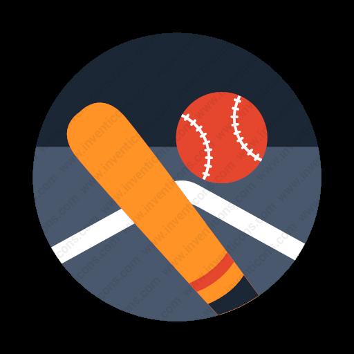 Download Baseball Icon Inventicons