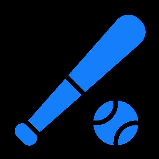 Mixed Baseball Icon