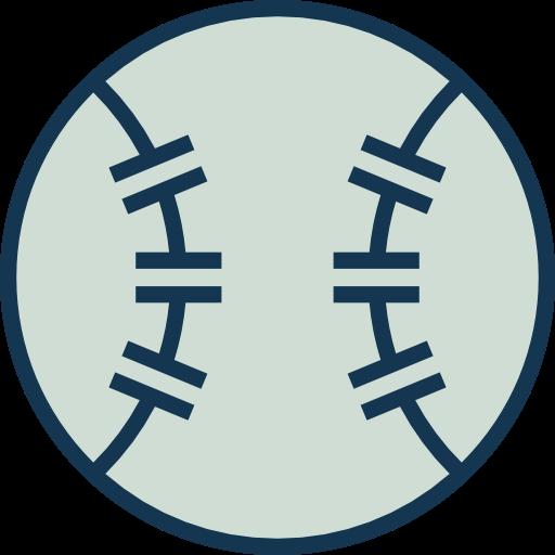 Team, Equipment, Baseball Icon