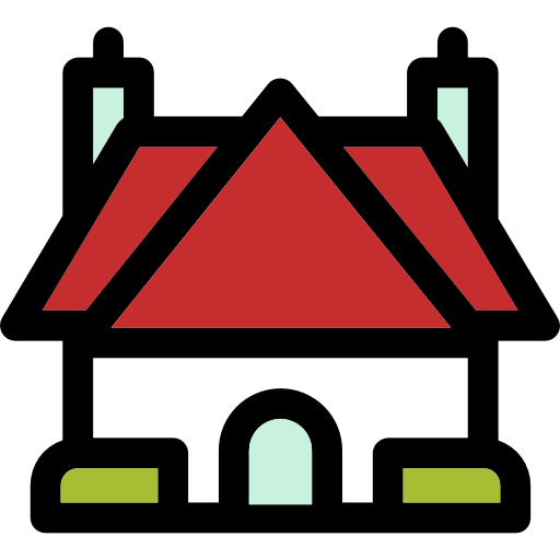 Cottage Icons Free Download