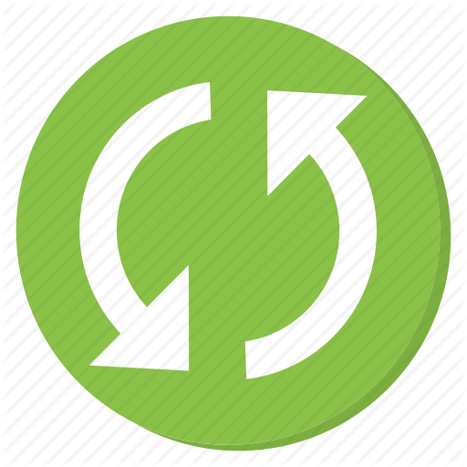 Circle, Cycle, Green, Reload, Sync, Update Icon