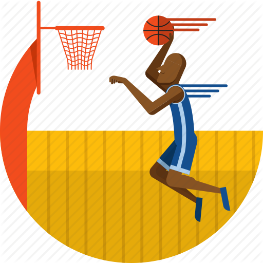 Ball, Basket, Basketball, Olympic Sport, Player, Sports Icon