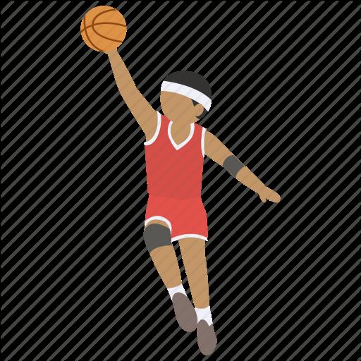 Basketball, Dunk, Hoop, Hoops, Score, Slam, Sport Icon