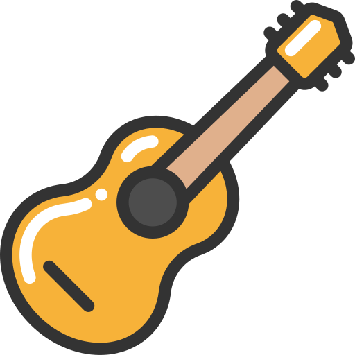 Acoustic Guitar Png Icon