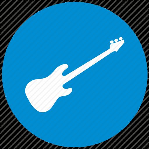 Bass, Guitar, Music, Ring, Ringtone, Sound Icon