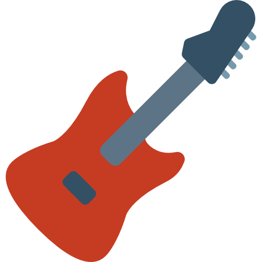 String Instrument, Electric Guitar, Music Icon