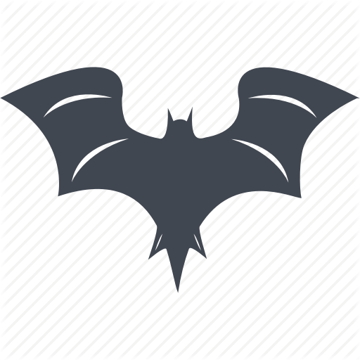 Bat, Danger, Ghost, Halloween, Horror, Scary Icon