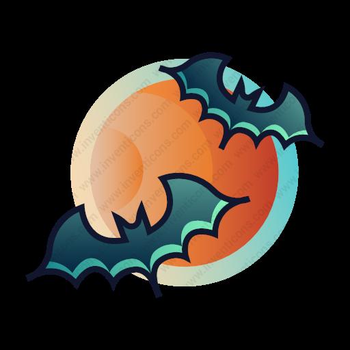 Download Bat Icon Inventicons