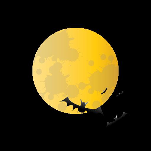 Halloween, Bat, Scary Icon