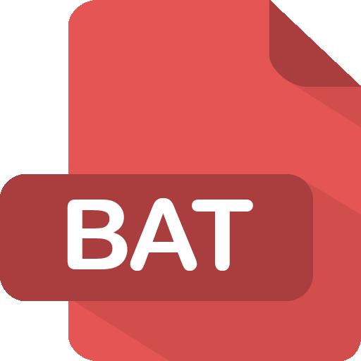Bat Icon Flat Type Iconset Pelfusion