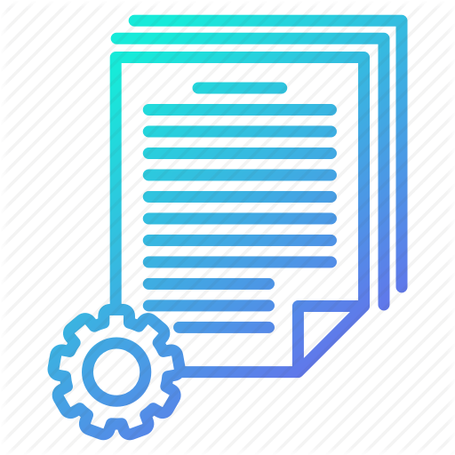 Batch, Document, Files, Office, Processing, Sync Icon