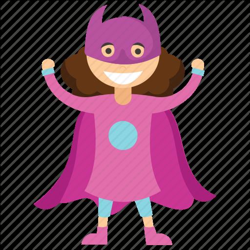 Batgirl, Child Superhero, Comic Superhero, Superhero Cartoon