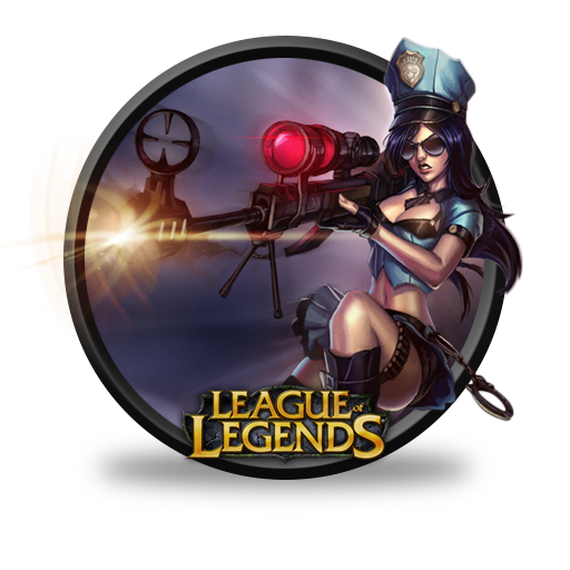 Caitlyn, Officer Icon