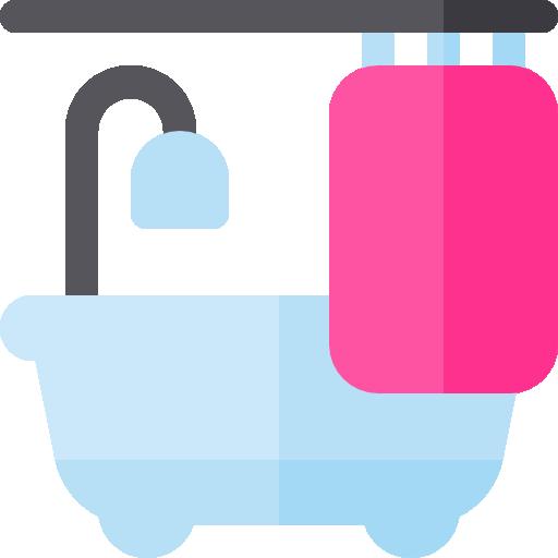 Bathtub Icon Hygiene Freepik