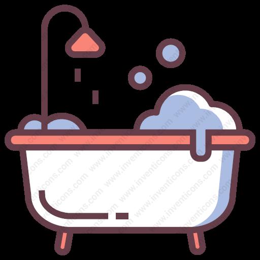 Download Bathroom Icon Inventicons