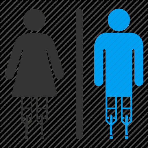 Restroom Vector Toilet Symbol Transparent Png Clipart Free
