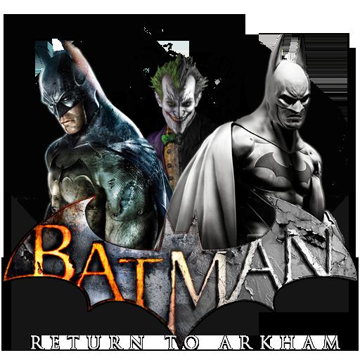 Batman Return To Arkham Xone, Game