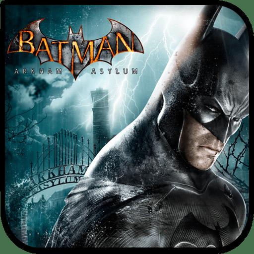 Icon Batman Arkham Asylum