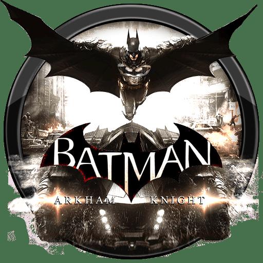 Batman Icon Arkham City