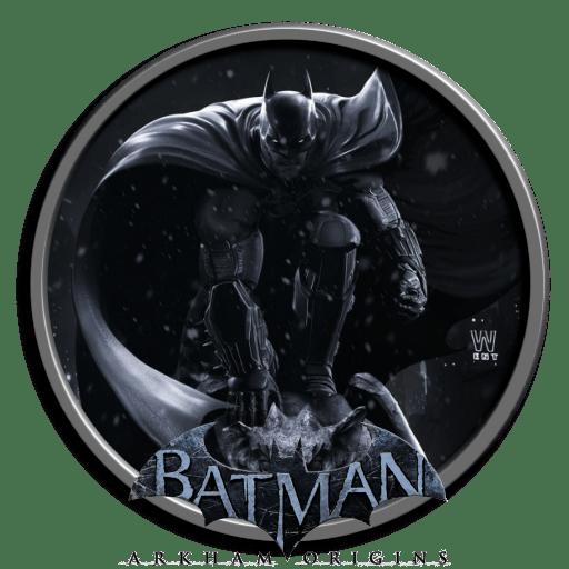 City Batman Icon Arkham