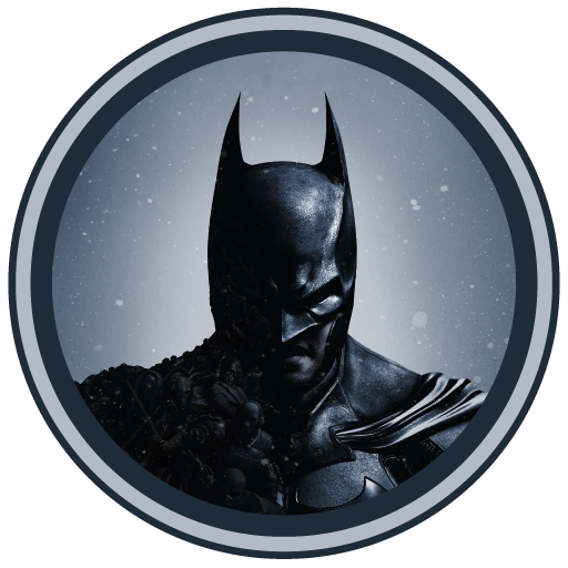 Batman,arkham,origins Pngicoicns Free Icon Download