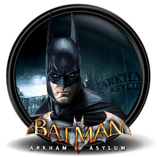 Batman Arkam Asylum Icon Mega Games Pack Iconset Exhumed