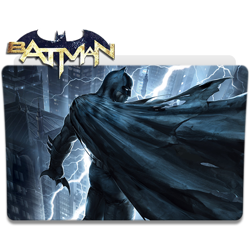 Batman Folder Icon