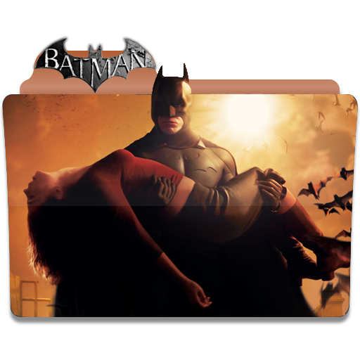 Icon Folder Batman
