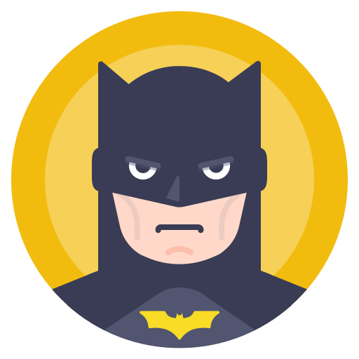 Avatar, Batman, Comics, Hero Icon Free Of Xmas Giveaway