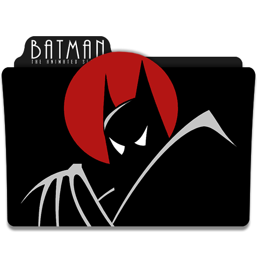 Batman The Animated Series Tv Series Icon