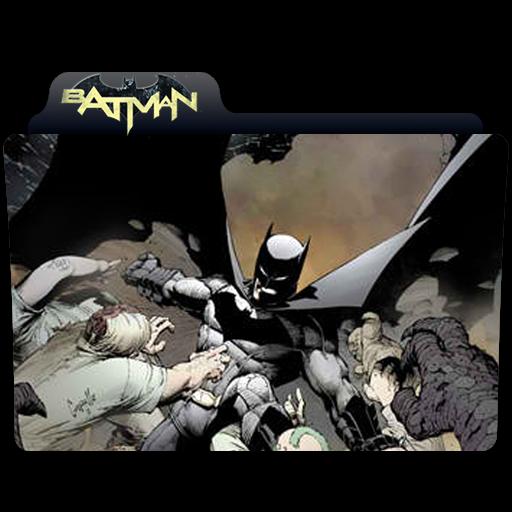 Folder Icons Batman