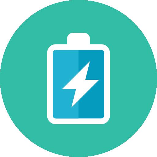 Battery Charging Icon Kameleon Iconset Webalys