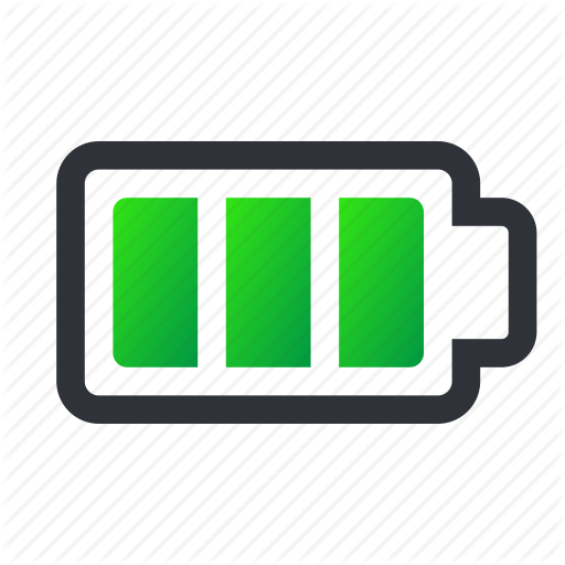 Full Battery Icon Transparent Png Clipart Free Download