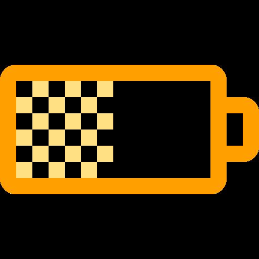 Charge, Power, Half, Energy, Plug, Battery, Charging Icon