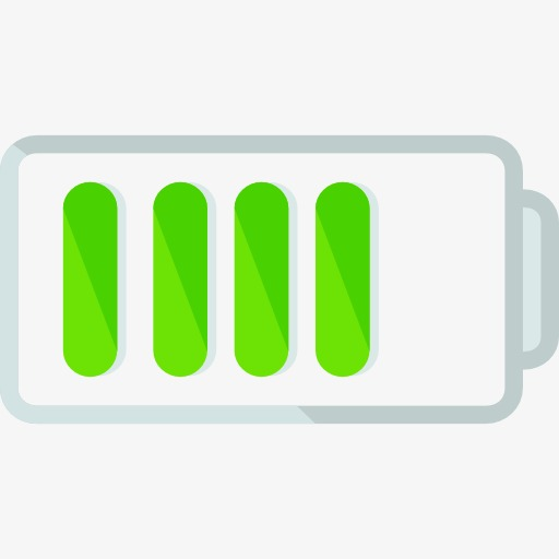 A Cell Phone Battery Symbol, Cell Clipart, Phone Clipart, Phone