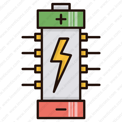Download Battery Icon Inventicons