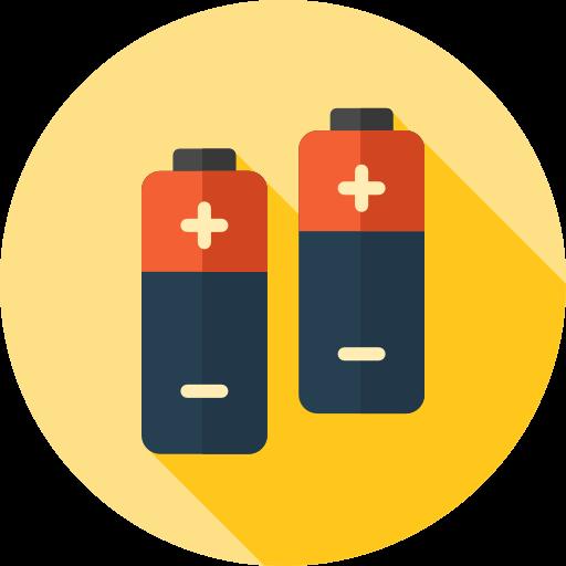Technology, Electronics, Full Battery, Batteries, Battery Status