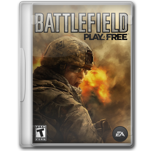 Battlefield Icon Game Cover Iconset Jeno Cyber