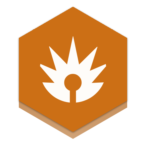 Didn't Find Any Suitable Minimalistic Battlefield Honeycomb Icon