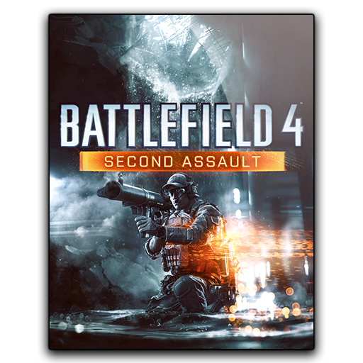 Icon Battlefield Second Assault