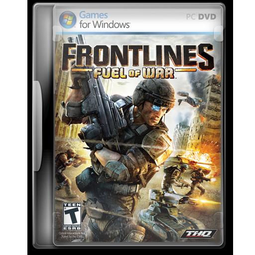 Frontlines Fuel Of War Icon