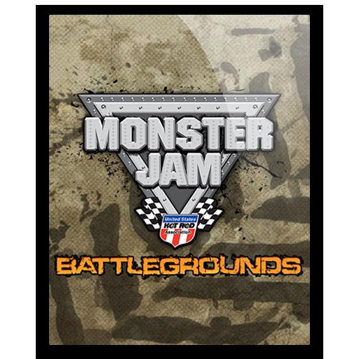 Icon Monster Jam Battlegrounds