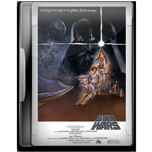 Star Wars Episode Iv A New Hope Icon Movie Mega Pack Iconset