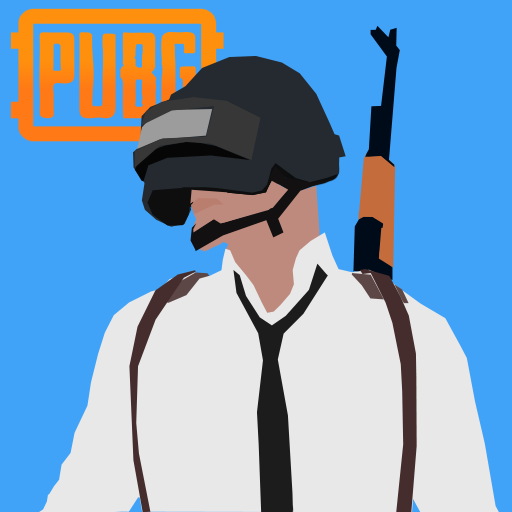 What Do You Think Of My Low Poly Icon Pubgmobile