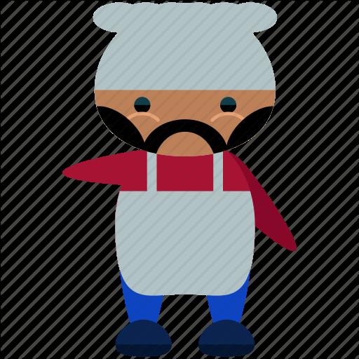 Avatar, Character, Chef, Jerome, Person, Profile, User Icon