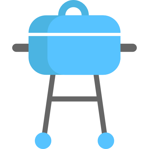 Summertime, Cooking Equipment, Bbq Icon
