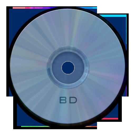 Drive Bd Icon